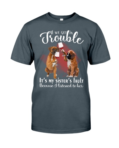 Boxers get in trouble