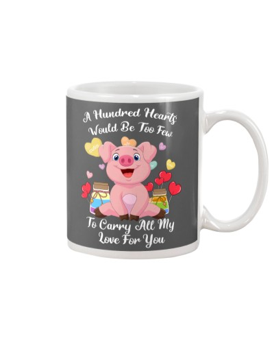 Pig all my love for you