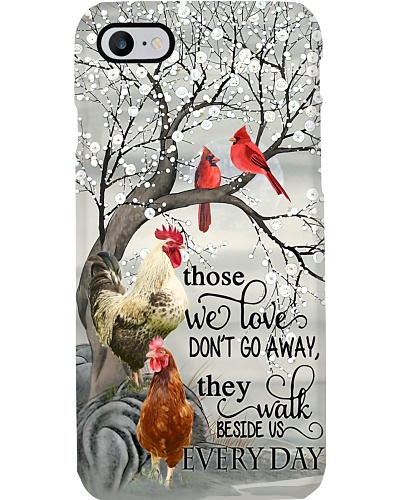 Fn 2 chicken every day phone case