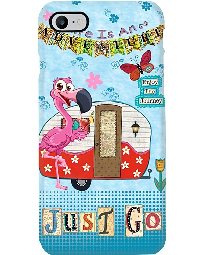 SHN Life is adventure just go Flamingo