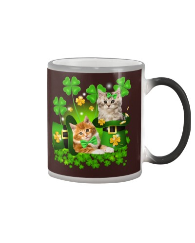 Cat Patrick's day is comming soon