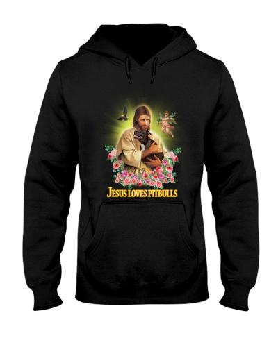 Jesus loves pitbulls
