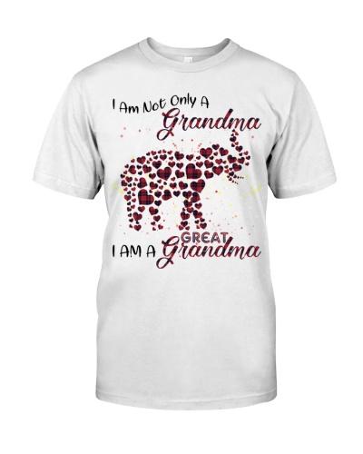 Elephant Great Grandma