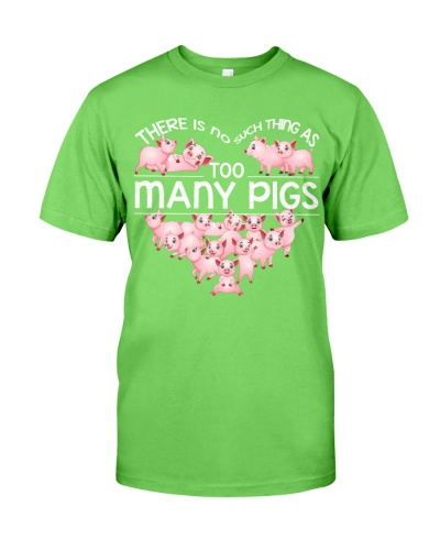 Pig no such thing