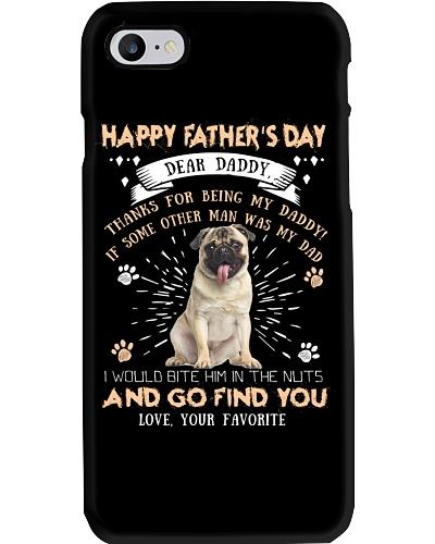 Pug Dear Daddy