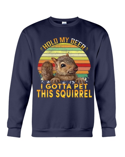 Squirrel Hold My Beer
