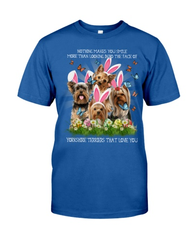 Yorkshire Terriers Love You