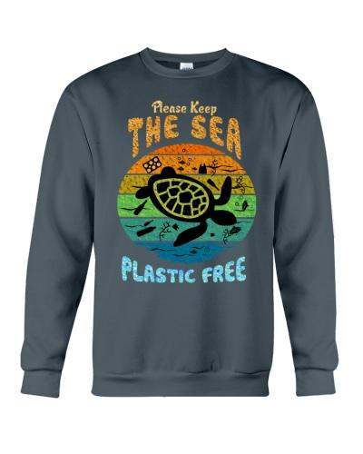 Turtle Keep the sea