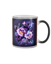 Butterfly purple bag Color Changing Mug thumbnail