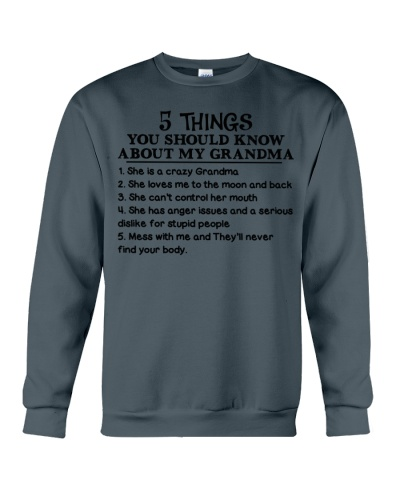 Grandma 5 things