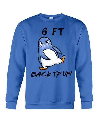 Ln penguin six ft back up