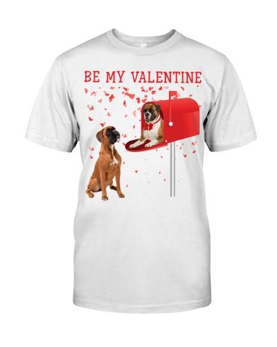 Boxer be my valentine