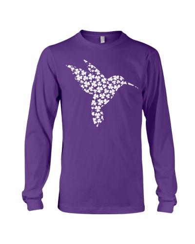 Hummingbird Irish Clover Shirt