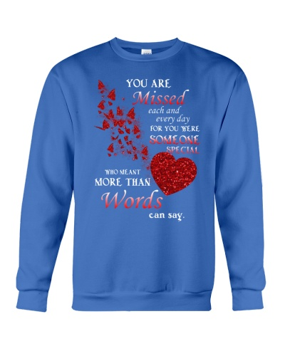 SHN Meant more than words Husband shirt