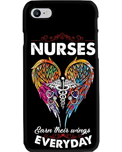 Nurses earn their wings everyday
