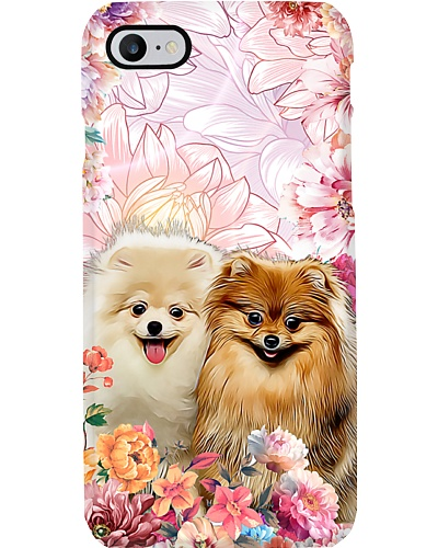 Pomeranian Phone Case