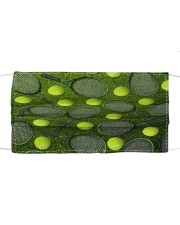 Th 6 Tennis Grass Fields Cloth face mask front