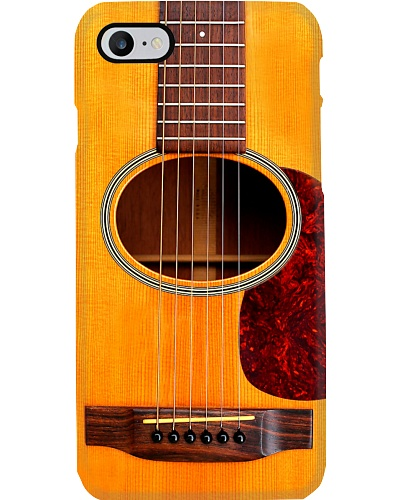 TTN 9 Guitar Pattern Phone Case