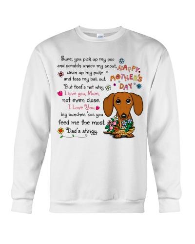 Ln 2 dachshund you pick up my poo