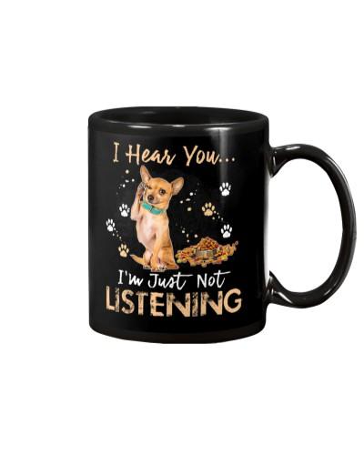 Chihuahua Hear You