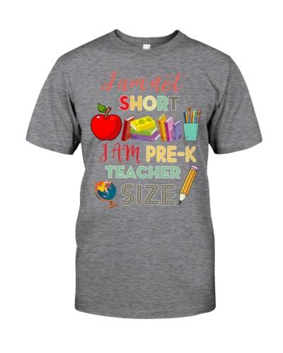 Teacher i am not short