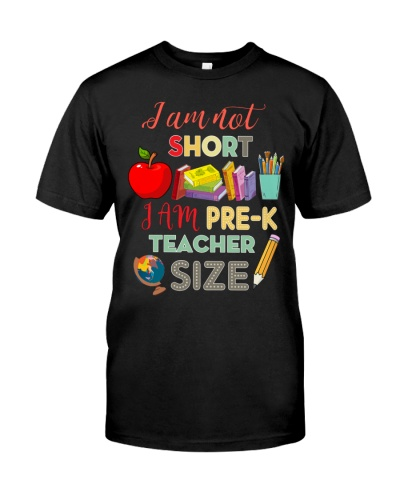 Teacher i am not short