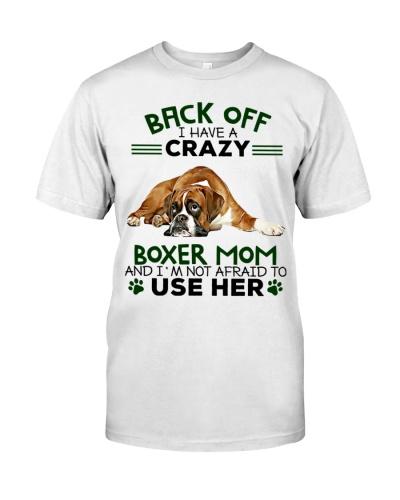Boxer Back Off