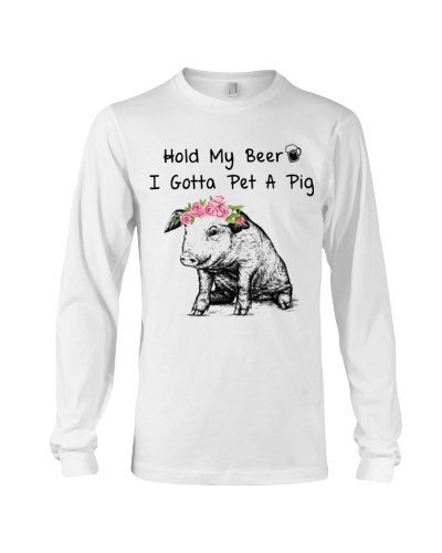 Pig Hold My Beer