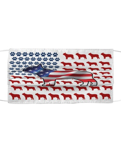 TTN 9 Bulldog American Flag