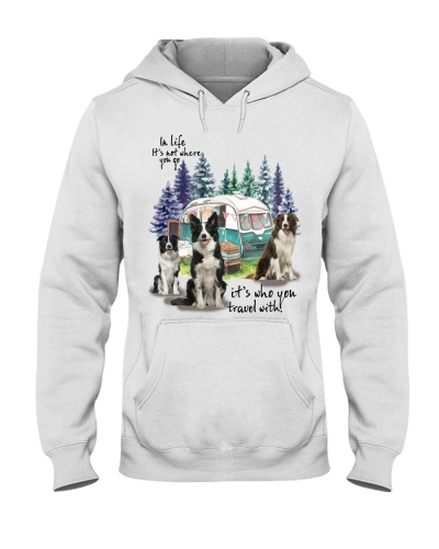 Border Collie it's who you travel with
