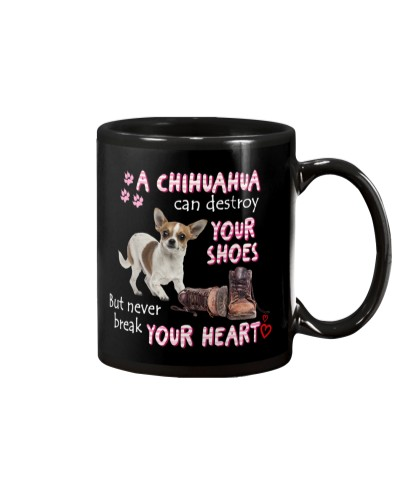 Chihuahua Never Break Your Heart