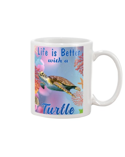 Turtle Life Is Better