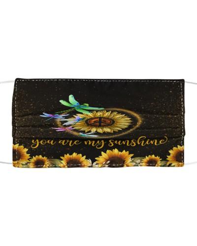 SHN 5 You are my sunshine sunflower Dragonfly