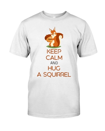 Squirrel Keep Calm