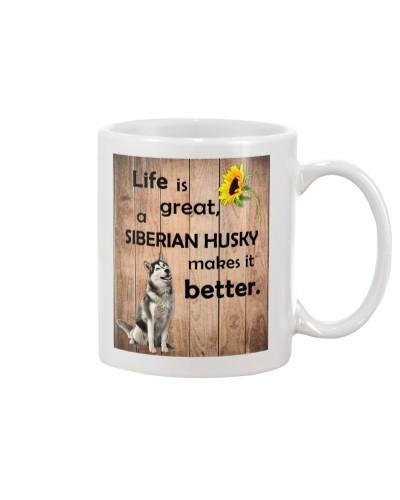 Husky Makes It Better