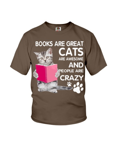 Cats books are great