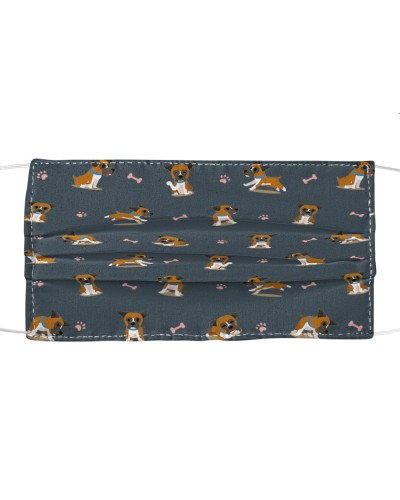 Boxer Cute Pattern