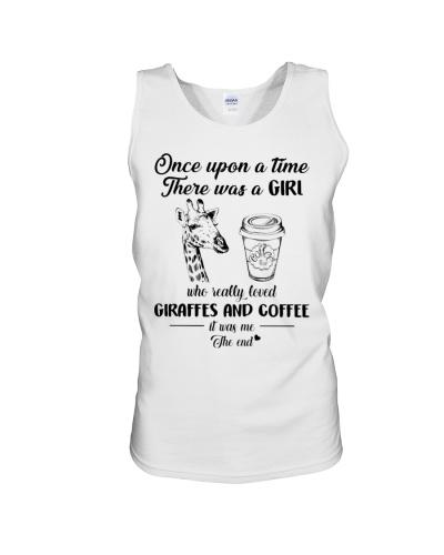 Giraffe and coffee the end