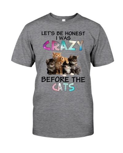 Cat i was crazy