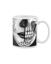 TTN 6 Tattoo Skull Face Mug tile