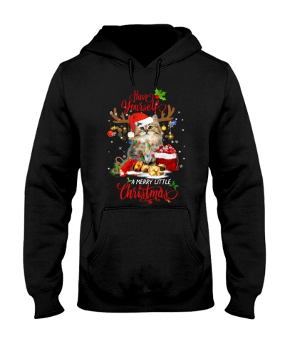 SHN 10 Reindeer Merry Christmas Cat shirt
