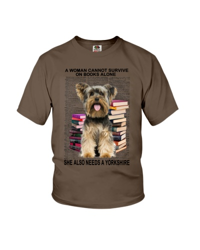 Yorkshire terrier books she need