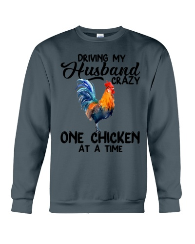 Chicken Driving My Husband Crazy