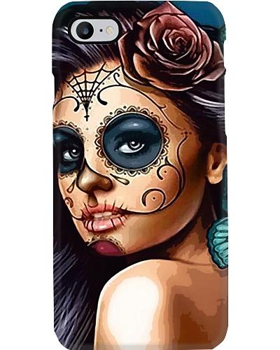 TTN 10 Tattoo Calavera Girl