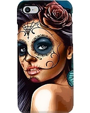 TTN 10 Tattoo Calavera Girl Phone Case thumbnail