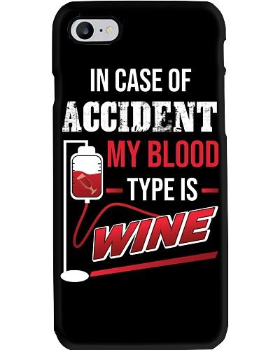 Wine my blood type