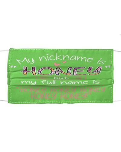 sn my nickname is honey