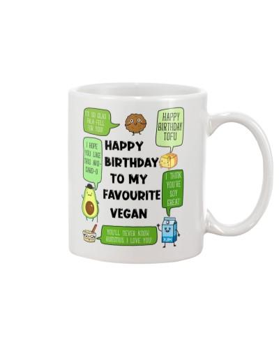 SHN Happy birthday to my favorite Vegan