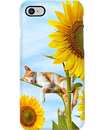 Cat Sunflower
