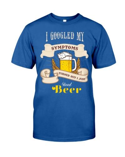 I just need beer